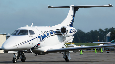 N356N - Embraer 500 Phenom 100 - Private