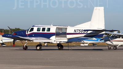 N750SS - Pacific Aerospace 750XL - Private