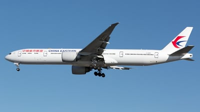 B-2003 - Boeing 777-39PER - China Eastern Airlines