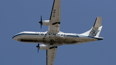 SX-BIB - ATR 42-320 - Olympic Airlines