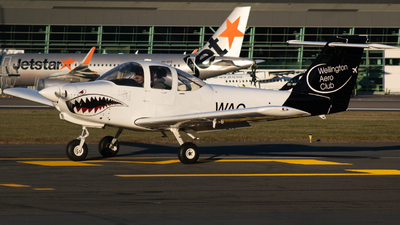 A picture of ZKWAC - Piper PA38112 - [3882A0086] - © Orson Downes