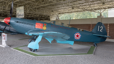 12 - Yakovlev Yak-9P - North Korea - Air Force