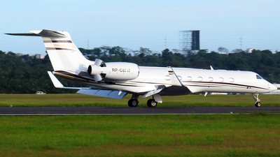 RP-C8717 - Gulfstream G550 - Private