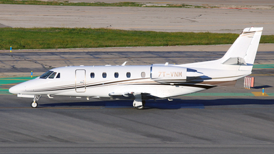7T-VNM - Cessna 560XL Citation XLS Plus - Private