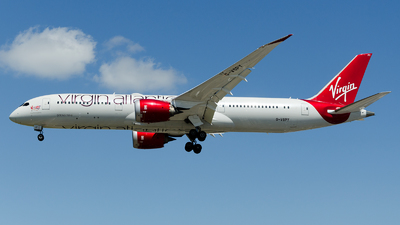 G-VSPY - Boeing 787-9 Dreamliner - Virgin Atlantic Airways