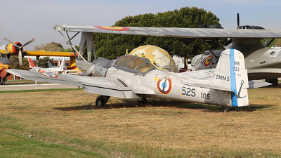 F-BMMS - Morane-Saulnier MS-733 Alcyon - France - Navy