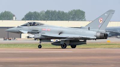 ZK307 - Eurofighter Typhoon FGR.4 - United Kingdom - Royal Air Force (RAF)