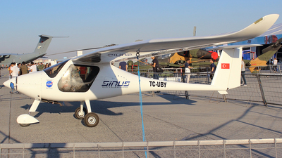 TC-UBY - Pipistrel Sinus - Private