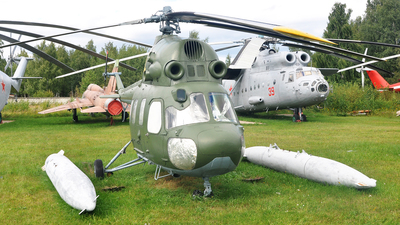 12 - PZL-Swidnik Mi-2 Hoplite - Soviet Union - Air Force