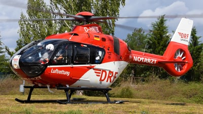 D-HRTE - Airbus Helicopters H135 - DRF Luftrettung