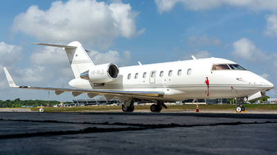 PP-MLZ - Bombardier CL-600-2B16 Challenger 605 - Private