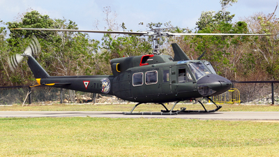1471 - Bell 212 - Mexico - Air Force