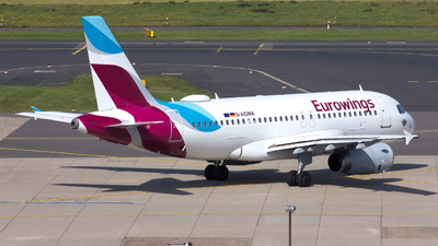 A picture of DAGWA - Airbus A319132 - Eurowings - © Daniela Sowislo