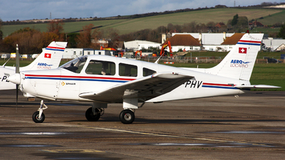 A picture of HBPHV - Piper PA28161 - [288416082] - © Hawkwind
