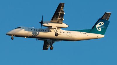 A picture of ZKNED - De Havilland Canada Dash 8300 - Air New Zealand - © Brock L