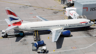 G-DOCL - Boeing 737-436 - British Airways