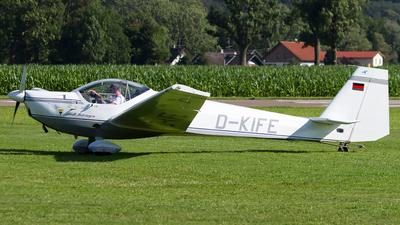 D-KIFE - Scheibe SF.25C Falke - Luftsportverein Rossfeld