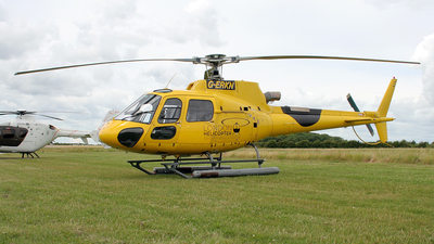 G-ERKN - Eurocopter AS 350B3 Ecureuil - Private