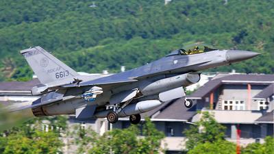 6613 -  - Taiwan - Air Force