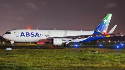 PR-ABD - Boeing 767-316F(ER) - ABSA Cargo Airline