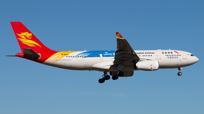 B-8221 - Airbus A330-243 - Capital Airlines