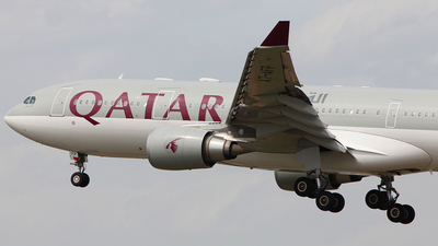 A7-AFP - Airbus A330-203 - Qatar Airways