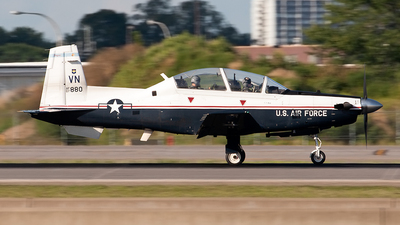 07-3880 - Raytheon T-6A Texan II - United States - US Air Force (USAF)
