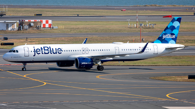 N2038J - Airbus A321-251NX - jetBlue Airways