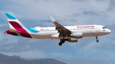 A picture of DAEWS - Airbus A320214 - Eurowings - © Pablo Gonzalez de Leon