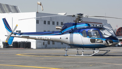 N234JV - Eurocopter AS 350B3 Ecureuil - Private