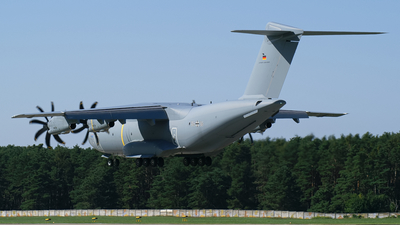 54-36 - Airbus A400M - Germany - Air Force