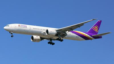 A picture of HSTKL - Boeing 7773AL(ER) - Thai Airways - © Huang Chengjen