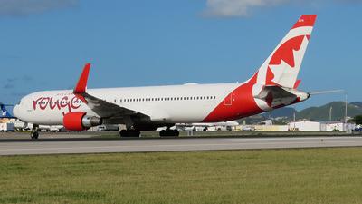 A picture of CFIYE - Boeing 76733A(ER) - [33422] - © Nigel Steele