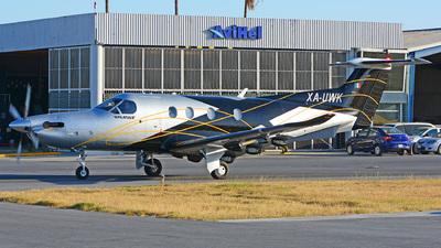 XA-UWK - Pilatus PC-12/47E - Private