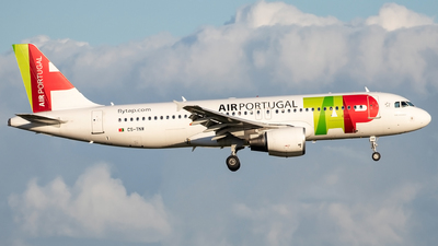 CS-TNW - Airbus A320-214 - TAP Air Portugal