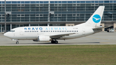 A picture of URCNE - Boeing 737505 - Bravo Airways - © Yura Tanchyn