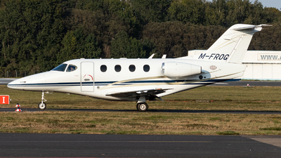 M-FROG - Hawker Beechcraft 390 Premier I - Private