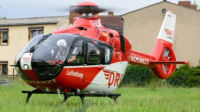 D-HRTG - Airbus Helicopters H135 - DRF Luftrettung