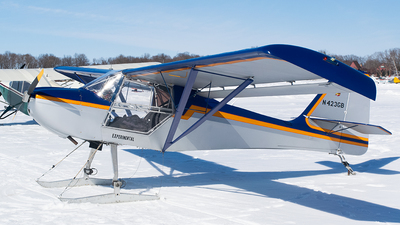 N423GB - Kitfox Classic IV - Private