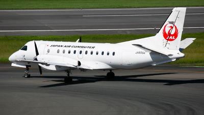 JA8594 - Saab 340B - Japan Air Commuter (JAC)