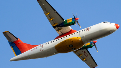 A picture of OYCIR - ATR 42300 - DAT - © Aaro Salokangas