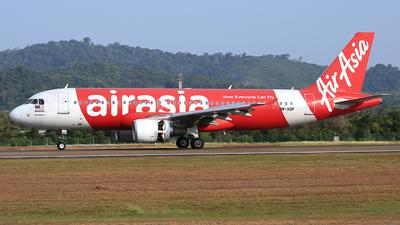 9M-AQP - Airbus A320-216 - AirAsia