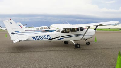 N60155 - Cessna 172S Skyhawk SP - Private