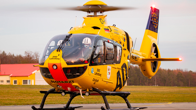D-HXCA - Airbus Helicopters H135 - ADAC Luftrettung
