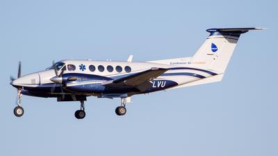 A picture of SELVU - Beech B200 Super King Air - [BB1692] - © Henrik Nilsson