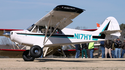 A picture of N17HY -  - [1454] - © Kevin Porter