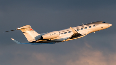 TC-MAA - Gulfstream G650 - Private