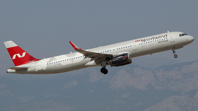 A picture of VQBRT - Airbus A321231 - Nordwind Airlines - © Witold Salacinski