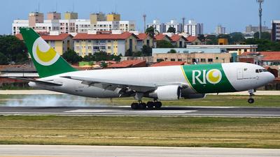 PR-IOH - Boeing 767-281(BDSF) - Rio Linhas Aéreas