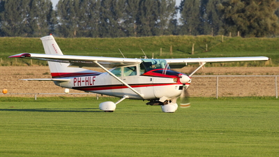 PH-HLF - Reims-Cessna F182P Skylane - Private
